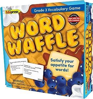 Word Waffle Game Grade 3 (EP62094)
