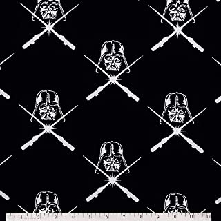 Best darth vader cotton fabric Reviews