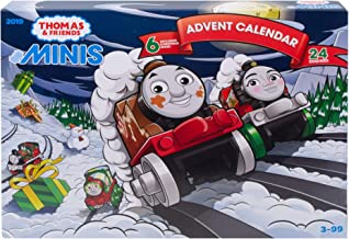 Thomas & Friends GGM30 MINIS Advent Calendar 2019, Multicolour