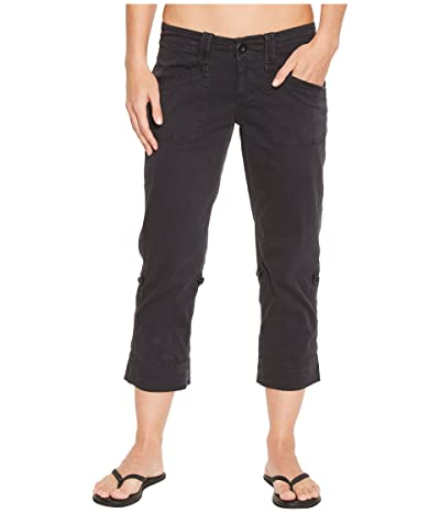 Aventura Clothing Arden V2 Capris (Black) Women