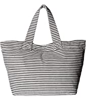 Echo Design - Striped Terry Sydney Tote