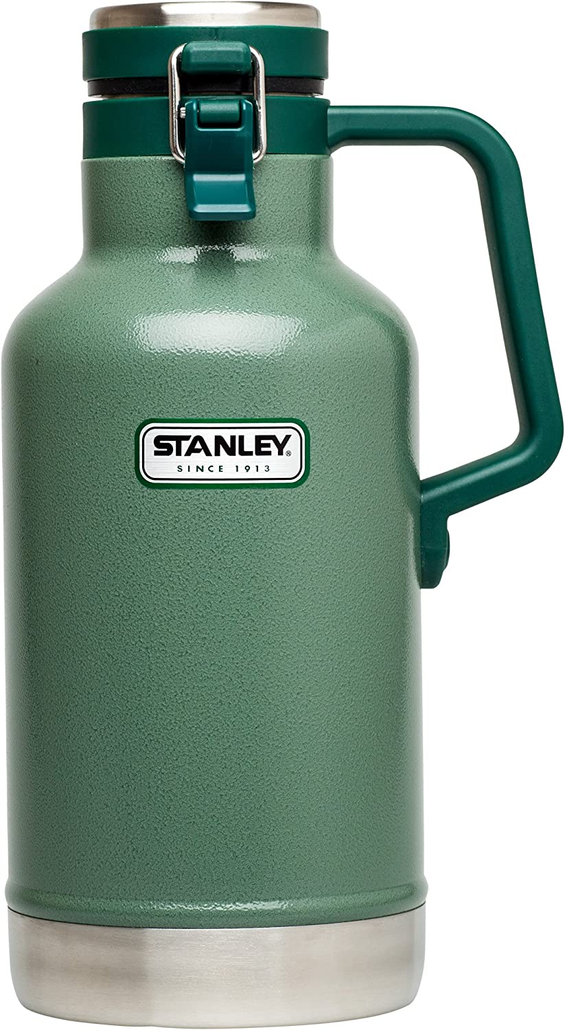Stanley Classic Vacuum Insulated Growler, 64 oz