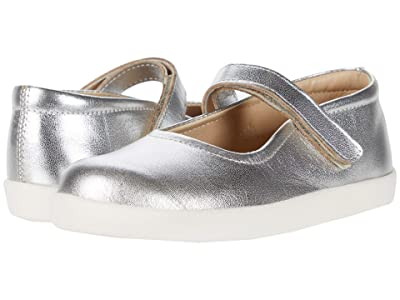 Old Soles Missy Shoe (Toddler/Little Kid) (Silver) Girl