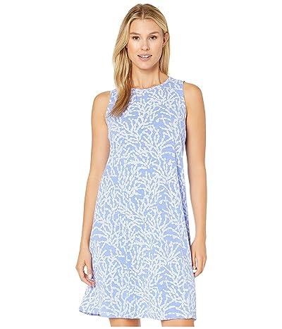 Fresh Produce Coral Clusters Marissa Dress (Peri Blue) Women
