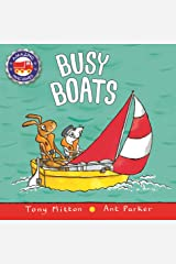 Busy Boats (Amazing Machines) Paperback