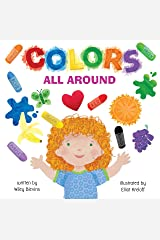 Colors All Around (Basic Concepts) Kindle Edition