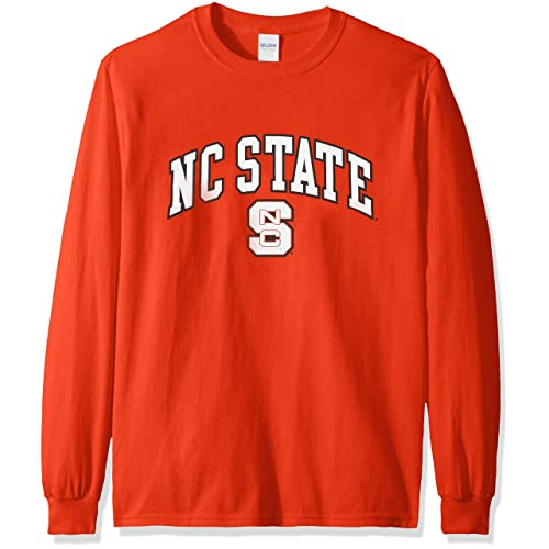 93885b0cf0 Elite Fan Shop NCAA Long Sleeve Shirt Team Color Arch
