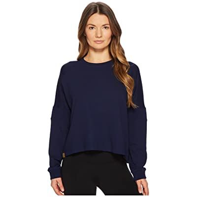 Monreal London Flex Sweatshirt (Indigo) Women