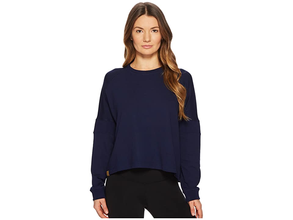 Monreal London Flex Sweatshirt (Indigo) Women