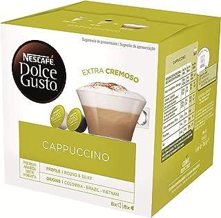 Nescafé Dolce Gusto Cappuccino, 16 Cápsulas