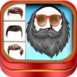 Beard Hair Style Photo Editor