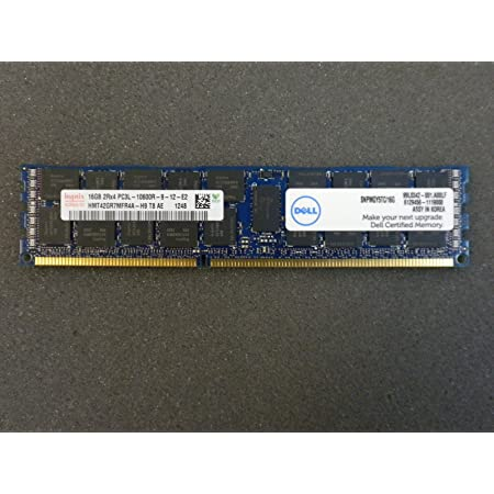 PC3-10600R 1333MHz DDR3 ECC Registered Memory Kit for a Dell PowerEdge T710 Server Certified Refurbished 12x4GB 48GB