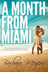 A Month From Miami Kindle Edition