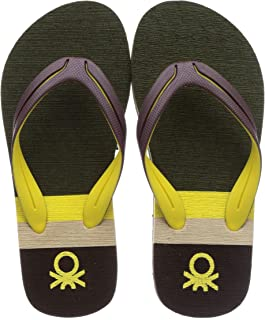 United Colors of Benetton Boy's Flip-Flops
