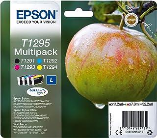 Originele Epson T1295 inktcartridges, Multipack 4-Kleurig