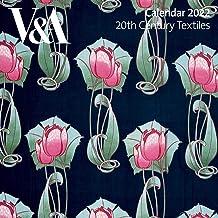 V&A - Twentieth Century Textiles Wall Calendar 2022 (Art Calendar)