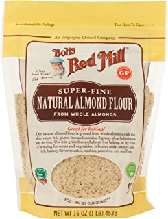 Bob's Red Mill Natural Almond Flour, Super-Fine, 16 oz