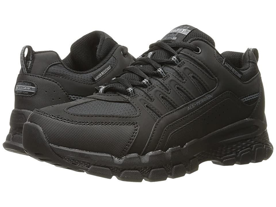 SKECHERS Outland 2.0 Rip Staver (Black) Men
