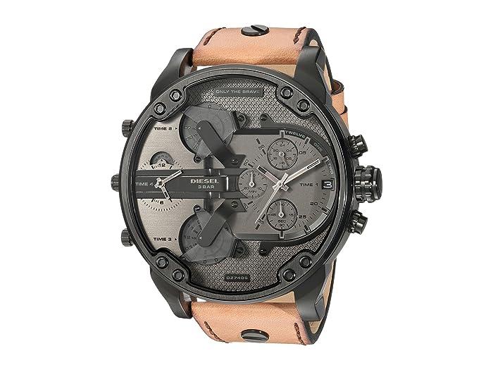 Diesel  Mr. Daddy 2.0 - DZ7406 (Brown) Watches
