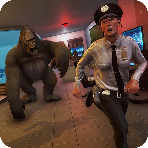 Incredible Apes City Rampage War In Vegas City Gangster Crime 3D: Reglas de supervivencia Jungle Hero Wild Kong Gorilla Planet Juegos de acción y simulación gratis para niños 2018