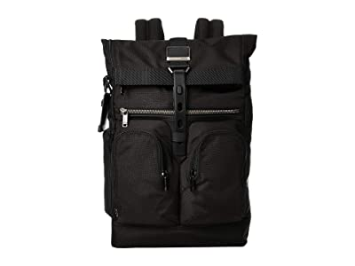 Tumi Alpha Bravo Lance Backpack (Black) Backpack Bags