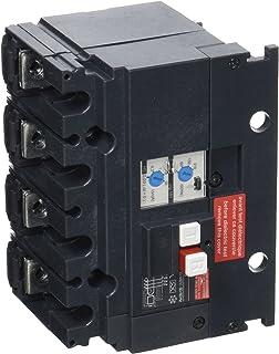 Schneider Electric LV429211 Bloque Vigi MH, 30-10000 mA, 200-440 V, 4 polos