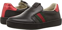 Gucci Kids - New Ace Fit Sneakers (Toddler)
