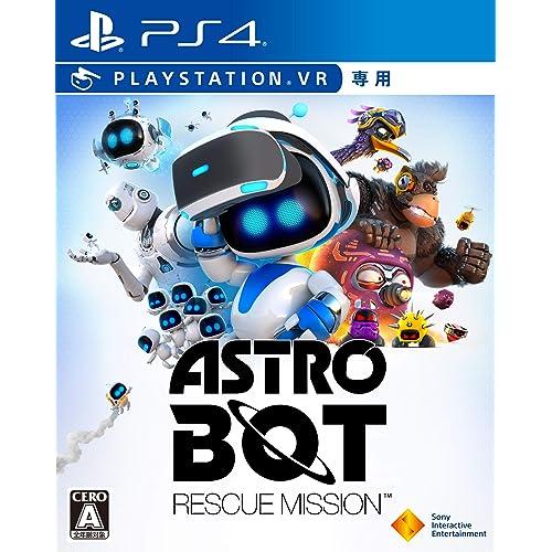 【PS4】ASTRO BOT:RESCUE MISSION (VR専用)