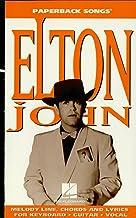Elton John Songbook: Paperback Songs