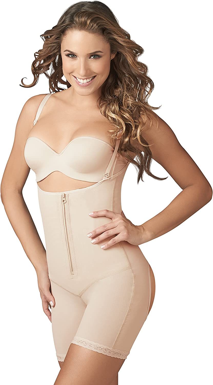 Fajas Colombianas Braless Shapewear Reductor Lift Up The Buttocks Body Shaper