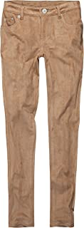 Levi's Girls' 710 Super Skinny Fit Faux Suede Jeans