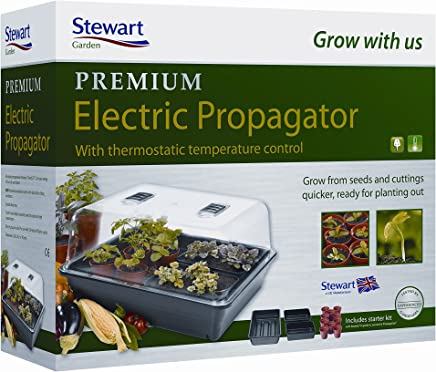 Stewart Mini Serres Chauffantes électriques En Matière