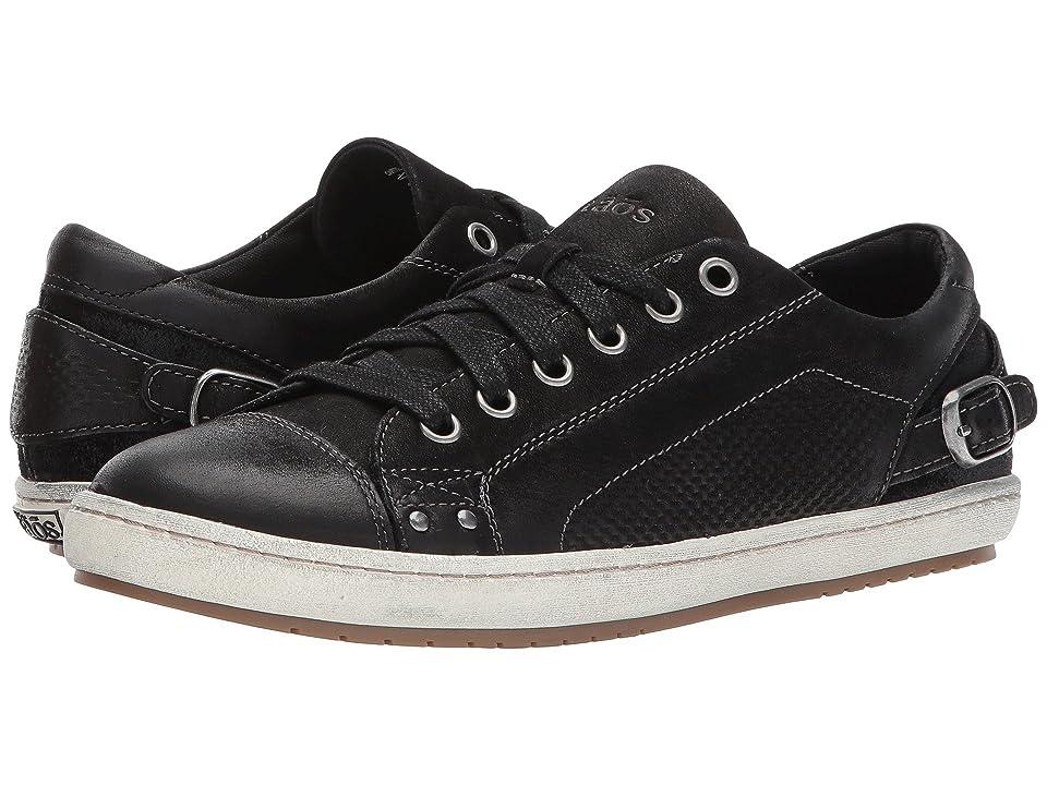 Taos Footwear Capitol (Black Oiled) Women