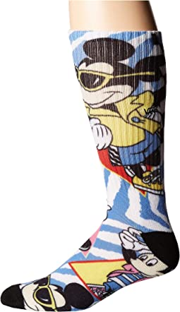 Mickey's 90th Crew Sock