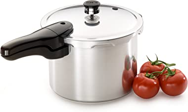 Presto 01264 6-Quart Aluminum Pressure Cooker