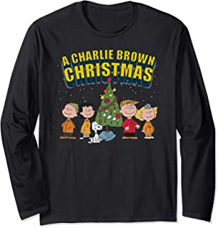 Charlie Brown Christmas Special Long Sleeve T-shirt