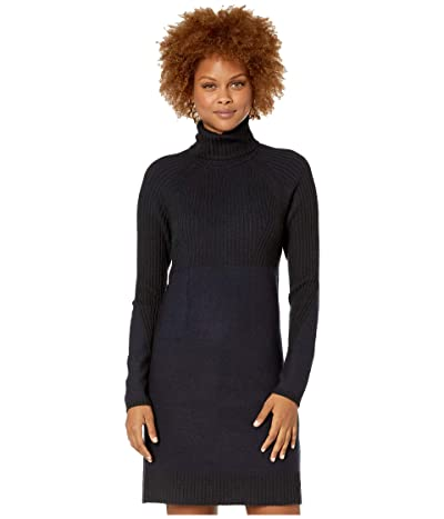 Royal Robbins Lassen Merino Dress (Jet Black) Women