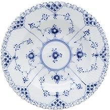 Royal Copenhagen Blue Fluted Full Lace Rim Fruit/Dessert (Sauce) Bowl (Second Quality) (1081)