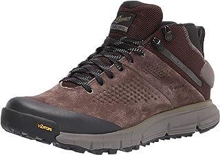 """حذاء المشي Gore-Tex الرجالي من Danner 61243 Trail 2650 Mid 4"""" Gore-Tex، بني/أخضر عسكري - 9. 5 D"""