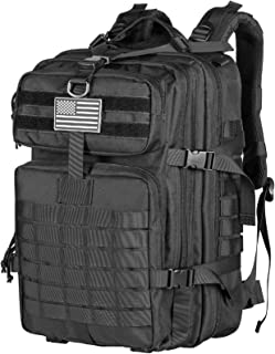 Himal Military Tactical Backpack - Large Army 3 Day Assault Pack Molle Bag Rucksack,40L