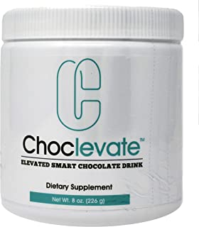 Elevacity Choclevate 8 ounces (226 grams) 8 Grams Per Serving, 30 servings/Container 35 Calories and 5 milligrams Caffeine/Serving Original Formula