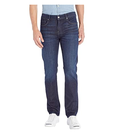 7 For All Mankind Slimmy Slim Straight (Los Angeles Dark) Men