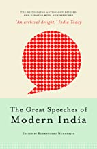 Best the great speeches of modern india Reviews