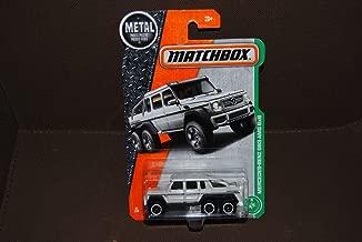 matchbox mercedes benz g63 amg 6x6 rare 91/125