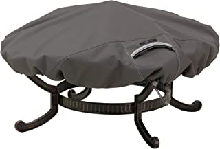 Classic Accessories Ravenna Round Fire Pit Cover, Large