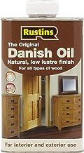 Rustins Danish Oil, 500ml