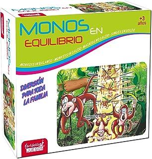 Amazon.es: monos locos: Juguetes y juegos