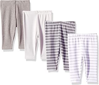 Hanes Ultimate Baby Flexy 4 Pack Knit Pants