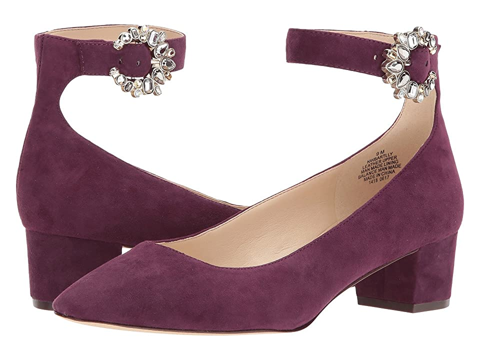 Nine West Bartilly (Dark Purple) Women
