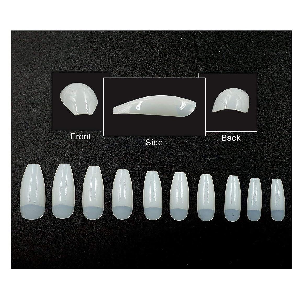 Murakush 偽ネイル 偽爪 ネイルアート 500個 3d UVジェル 自己接着 スライス ポリマークレイ diyネイル マニキュアの装飾 ネイルチップ ネイルデコレーション 手作り 可愛い